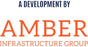 A development by Amber Infrastructure Group