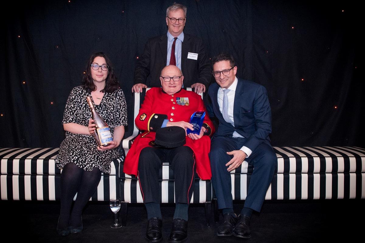 best independent living scheme pinder healthcare awards